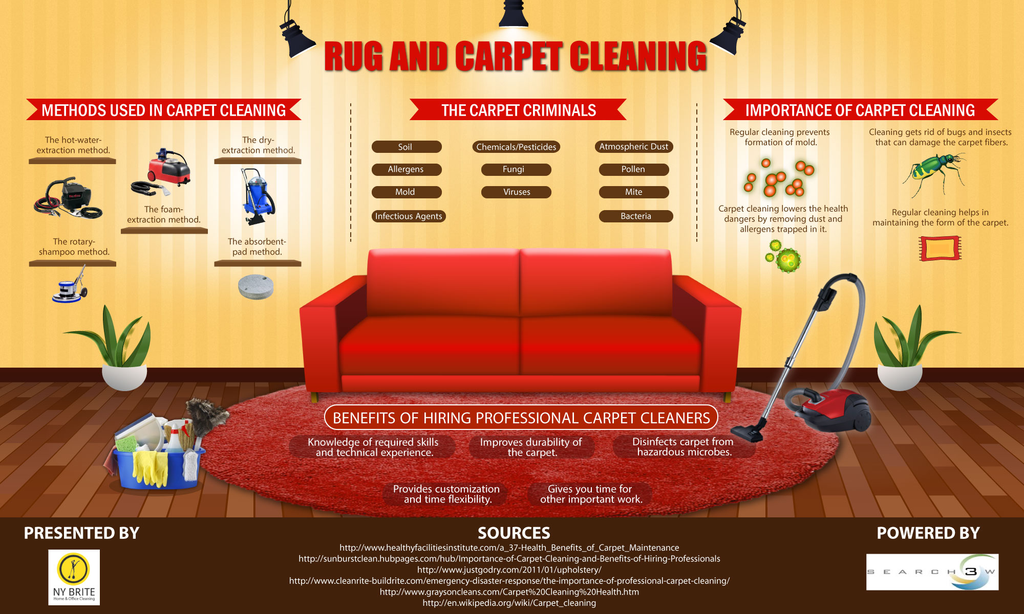 how to take care of carpet